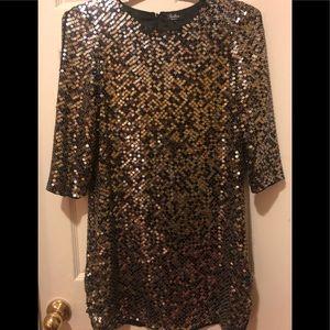 Sequins short dress by Parker!